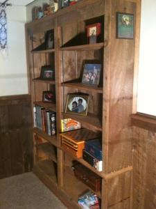 Bookcase Right