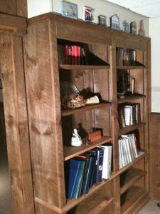 Bookcase Left