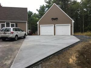 18 new garage