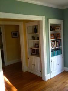 1 bookcase 1
