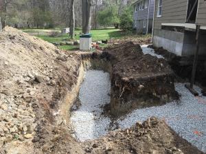 1 excavation