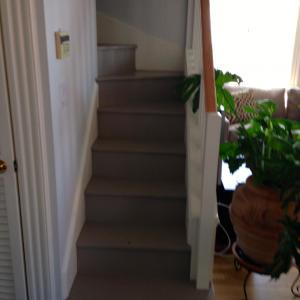 3 stairs before