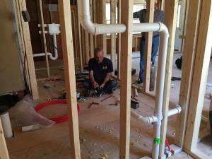6 plumbing rough