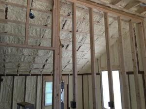 9 closed cell insulation